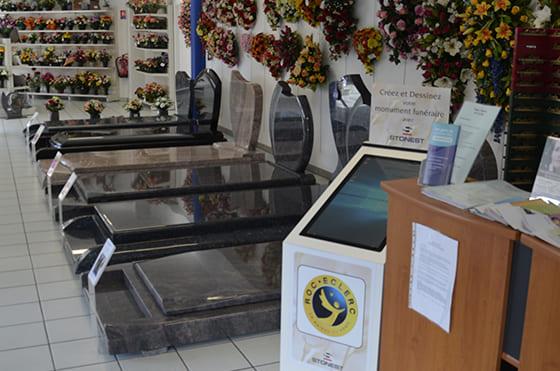 Pompes funèbres Accueil Auvergne Funéraire à Issoire 63