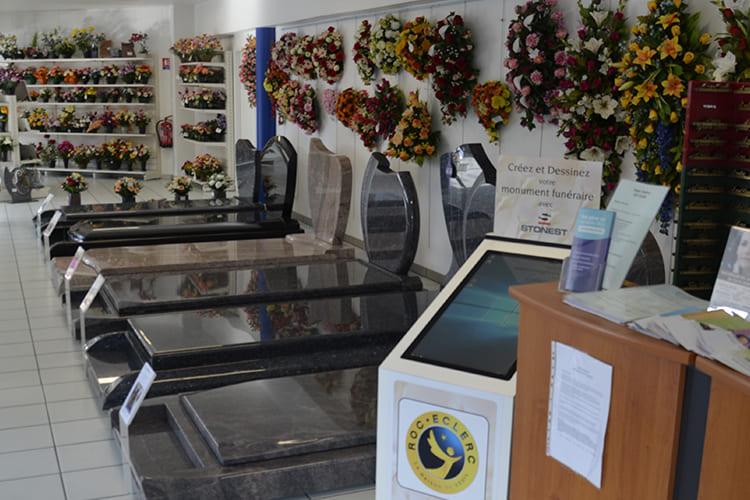 Pompes funèbres Accueil Auvergne Funéraire à Clermont 63